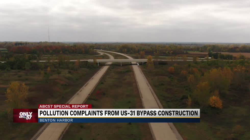 Clearing the way for U.S. 31 extension causes trouble for neighbors